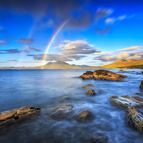 Connemara by Ryszard Lomnicki - Landscapes Cloud Formations (  )