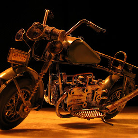 Craftsmenship by Alay Shah - Transportation Motorcycles