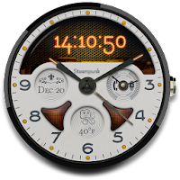 STEAMPUNK - Watch Face For PC (Windows And Mac)