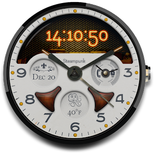 Cover art STEAMPUNK - Watch Face