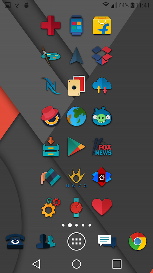 ProtonD Icon Pack Screenshot 2