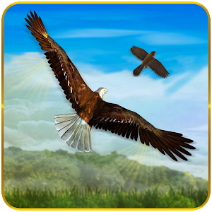 Download free Bird Chase Mania: Eagle Hunt Endless Flying 3D for PC on Windows and Mac
