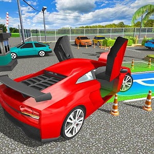 Sports Car Parking Released on Android - PC / Windows & MAC