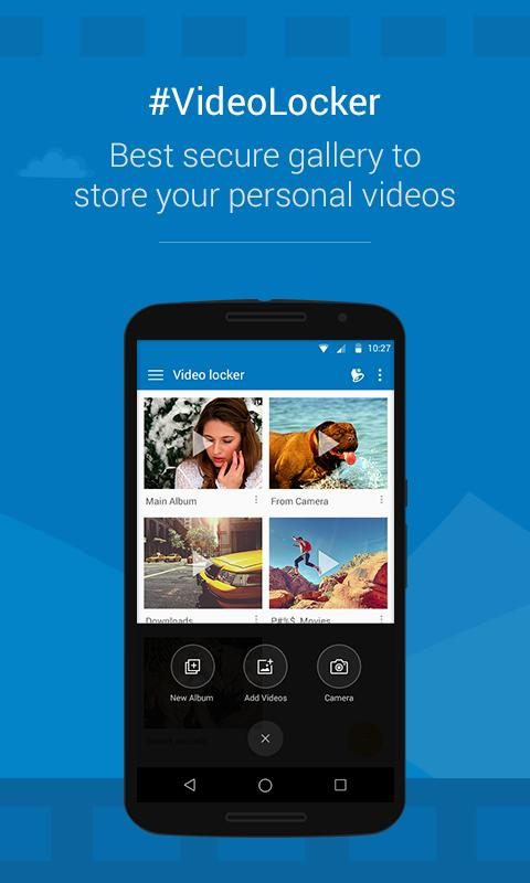 download video to gallery android
