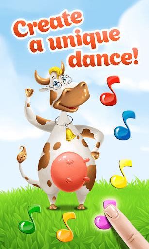 Music game: Dance with animals - screenshot