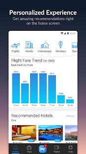 MakeMyTrip-Flights Hotels Cabs APK for Bluestacks
