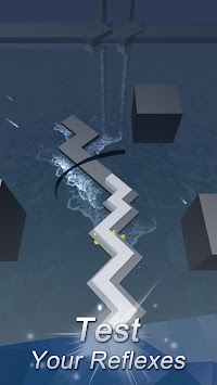 Dancing Line By Cheetah Games APK screenshot thumbnail 5