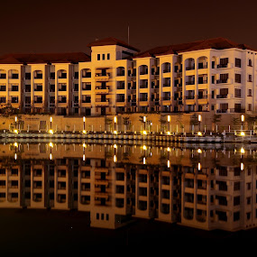 by Mohd Roslan Hisam - Buildings & Architecture Other Exteriors ( reflection, reflections, mirror,  )