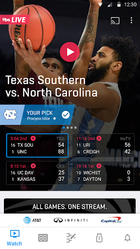 NCAA March Madness Live For PC