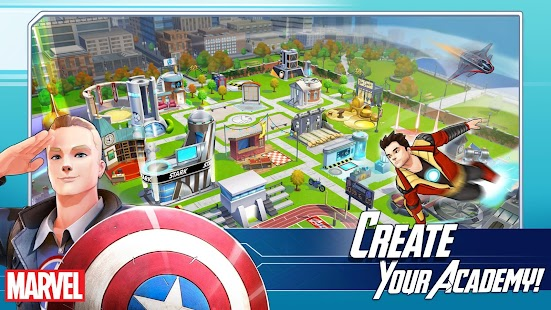 Game MARVEL Avengers Academy APK for Kindle