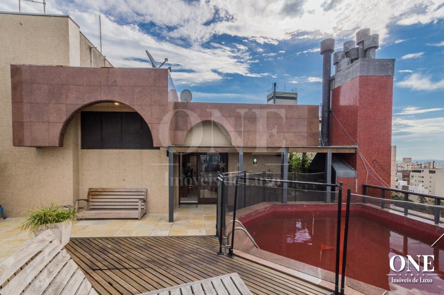 Cobertura de 4 dormitórios à venda em Bela Vista, Porto Alegre - RS