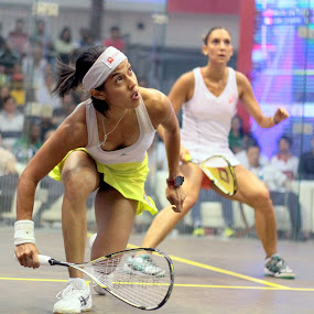 by Mohd Roslan Hisam - Sports & Fitness Other Sports ( camille, wsa, nicol, squash, malaysian open )