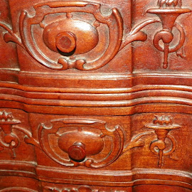 drawers by Sandy Stevens Krassinger - Artistic Objects Furniture ( antique n, wood, artistic object, drawers, furniture, knobs,  )