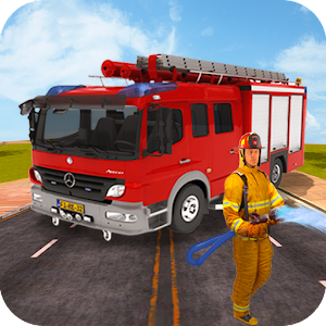 Firefighter Rescue Simulator 3D Released on Android - PC / Windows & MAC