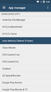 Root Cleaner- screenshot thumbnail
