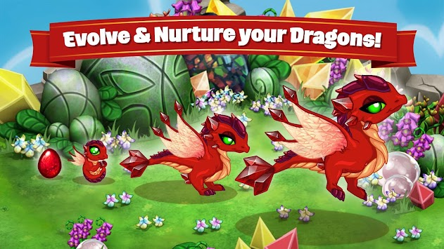 DragonVale APK screenshot thumbnail 2