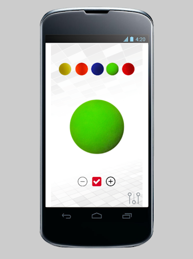 Sponge Balls - Magic Trick PRO - screenshot