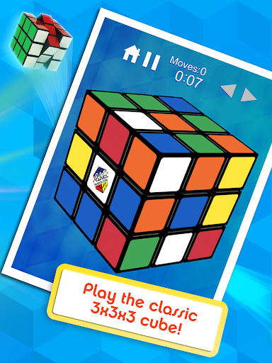Rubiks Cube - screenshot