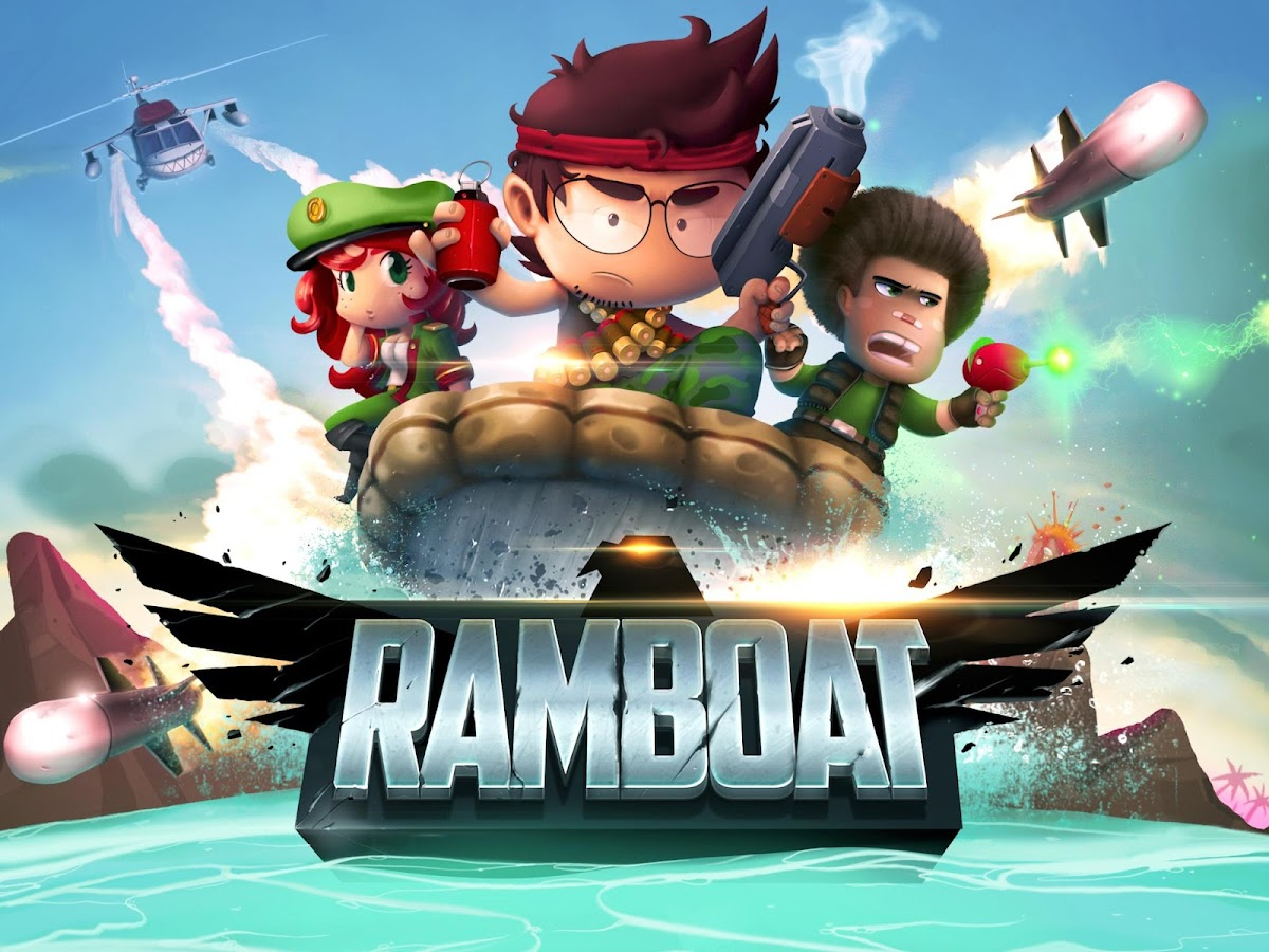 Ramboat: Shoot and Dash Screenshot 11