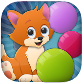 Game Cat Saga - Bubble Shooter version 2015 APK