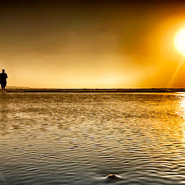 Naveed by Abdul Rehman - Instagram & Mobile iPhone ( pakistan, sunset, beautiful, beach, gwadr )