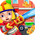 Firefighters Fire Rescue Kids APK for Bluestacks