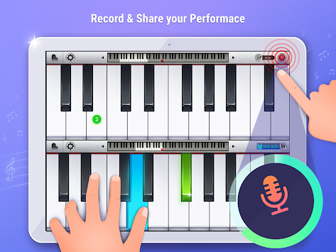 Piano + APK screenshot thumbnail 16