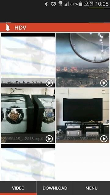 HD Video Downloader screenshots