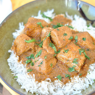 Slow Cooker Coconut Chicken Curry