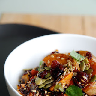 Butternut Squash Salad With Cranberries Recipes
