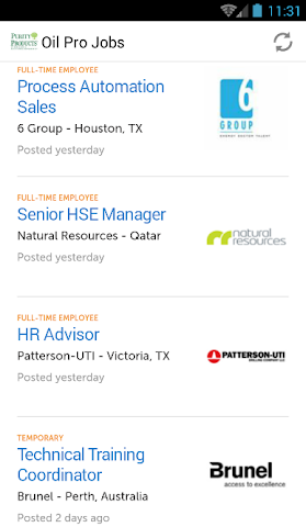 android Oil Professional Jobs Screenshot 7