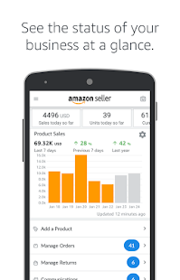 App Amazon Seller apk for kindle fire