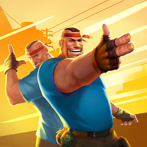 Guns of Boom - Online Shooter the best app – Try on PC Now