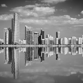 by Dmitriy Andreyev - Black & White Buildings & Architecture