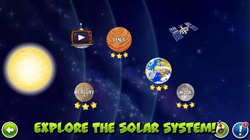Angry Birds Space screenshot 6