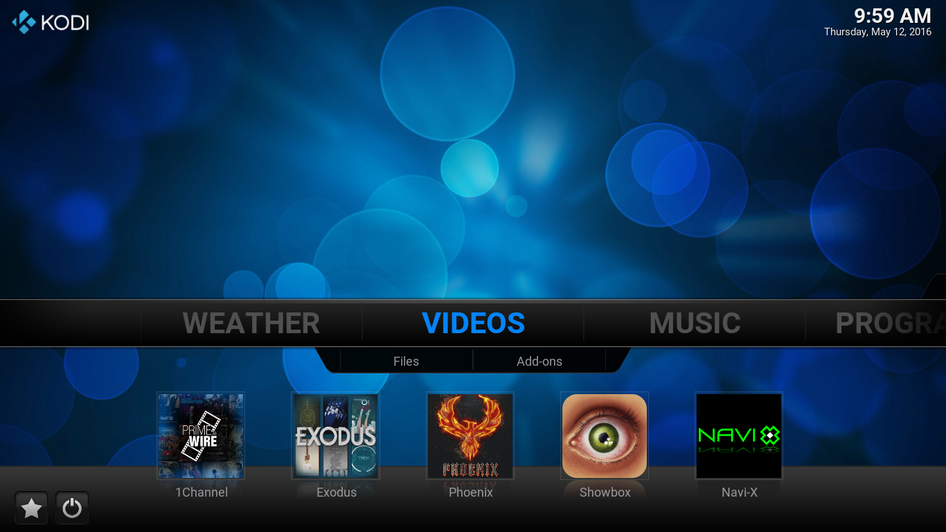 Easy Kodi Wizard Screenshot 1