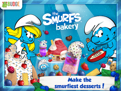 Free Download The Smurfs Bakery APK for Samsung