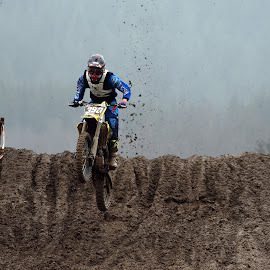 Motocross 11 by Marco Bertamé - Sports & Fitness Motorsports ( bike, motocross, jump )