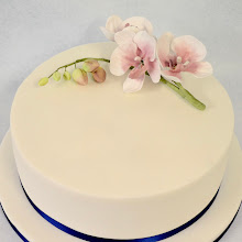 Orchid Celebration Cake Class
