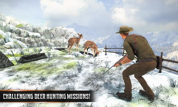 Sniper Deer Hunting Modern FPS Shooting Game APK screenshot thumbnail 7