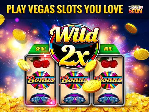 Slots-House of Fun-Casino - screenshot
