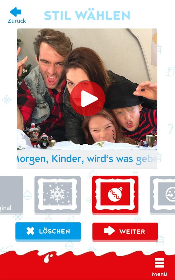 kinder Karaoke – Xmas Edition Screenshot 8