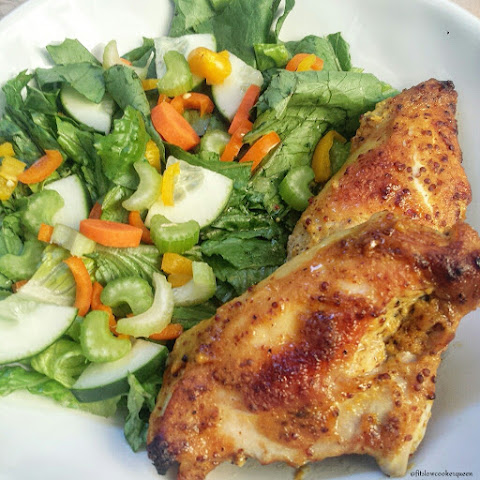 Baked Honey-Mustard Chicken