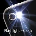 Download Full Super Flashlight + Clock 1.2 APK