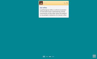 Screenshot of Dorland's Medical DictionaryTR