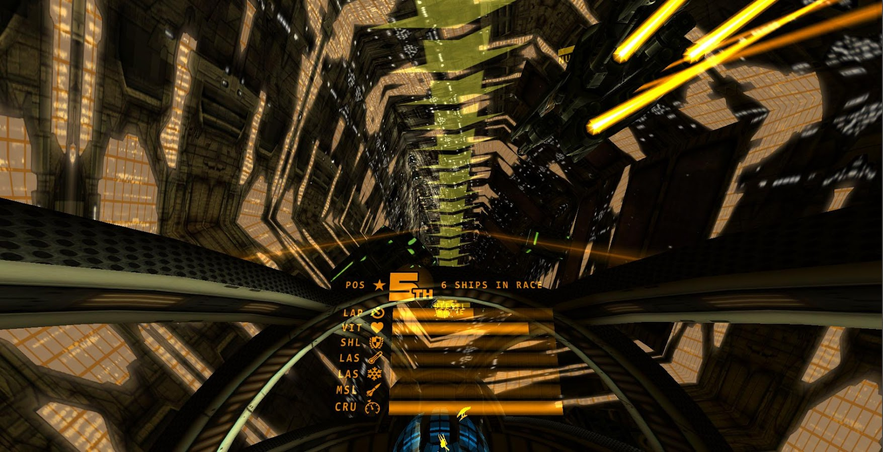 Galaxy VR Virtual Reality Game Screenshot 2