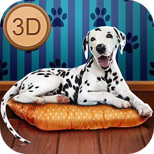 My Dalmatian Dog Sim - Home Pet Life