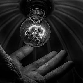 more light by Dragan Nikolić - Black & White Objects & Still Life