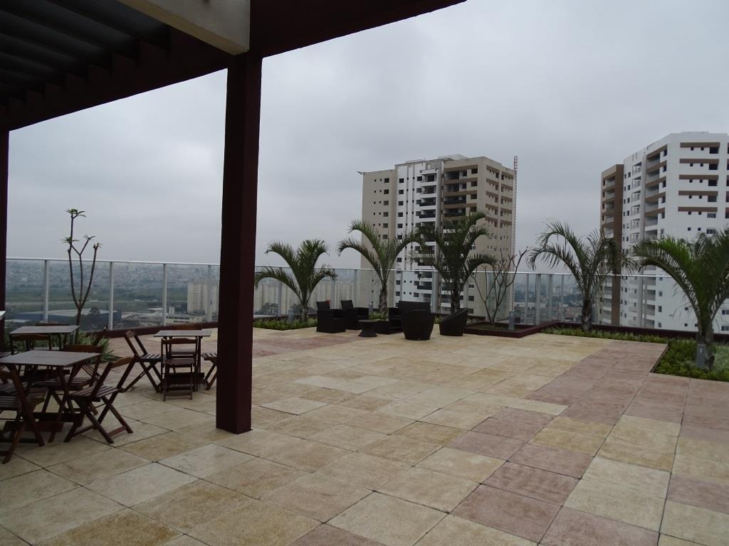 Studio  residencial à venda, Vila Augusta, Guarulhos.
