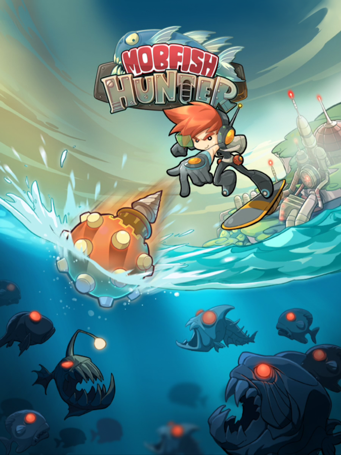 Mobfish Hunter Screenshot 5